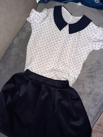 Sukienki i ciuszki dla dziewczynki 128\134
