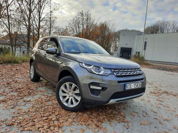 Land Rover Discovery Sport ! Mega Wyposażenie !