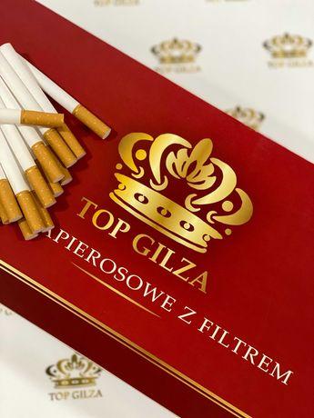 Гильзы для сигарет, для табака, сигаретні гільзи TOP GILZA 500 1 ящ