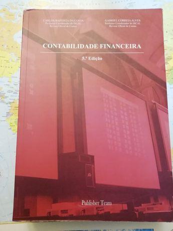 Livro Contabilidade Financeira 5 Edição