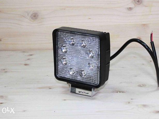 Projector farol led 24 watt nsl-2408S com 1700 lumens (espalhador)
