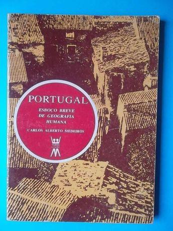 Portugal - Esboço breve de Geografia Humana (1976)