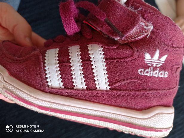 Adidas buciki dla dziecka