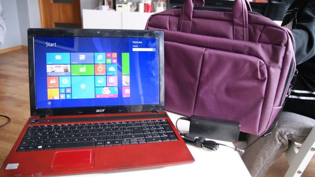 ACER i3 320HDD Windows 8 HDMI , Kamerka DVD + TORBA
