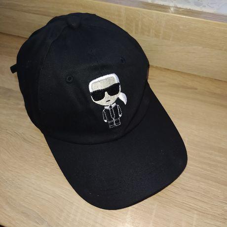 KARL LAGERFELD czapka z daszkiem