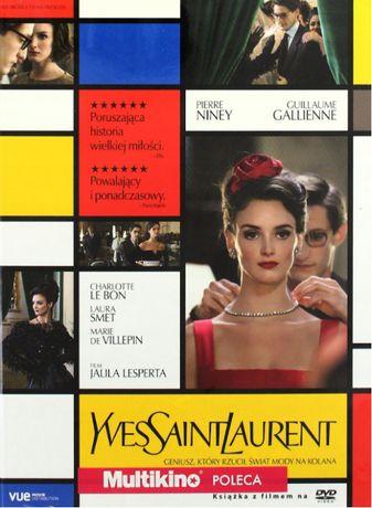 Yves Saint Laurent - DVD biografia/dramat NOWA W-wa