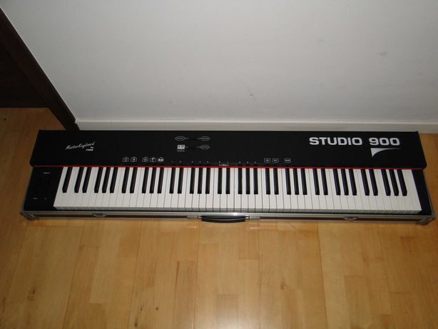 Klawiatura Sterująca Kontroler MIDI FATAR STUDIO 900 +Case.Okazja