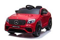 Auto na akumulator Mercedes Benz 4x4GLC63S czerwony, czarny,niebieski