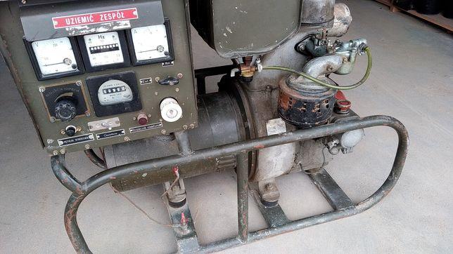 Agregat, zespół spalinowo elektryczny PAB21/ 230 V