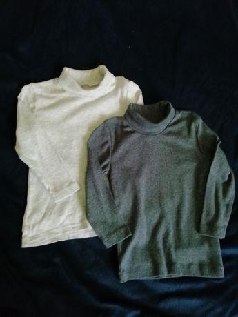 2 camisolas com gola 3€