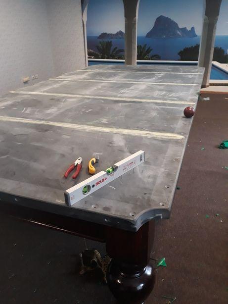 Ремонт-бильярд/більярд,реставрація,перетяжка,сборка,ремонт киев