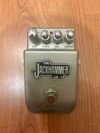 Педаль Marshall Jackhammer Overdrive Distortion