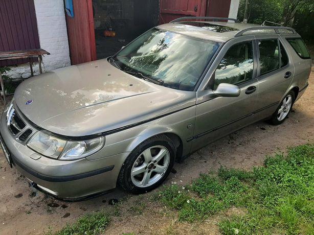 Saab 9-5 3.0 дизель( под ремонт )