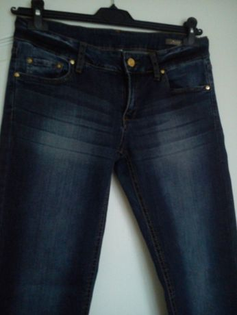 jeansy dżinsy 38 MANGO Alice Super Slim NOWE - Super jakość