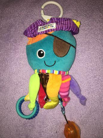 Развивающая игрушка осьминог