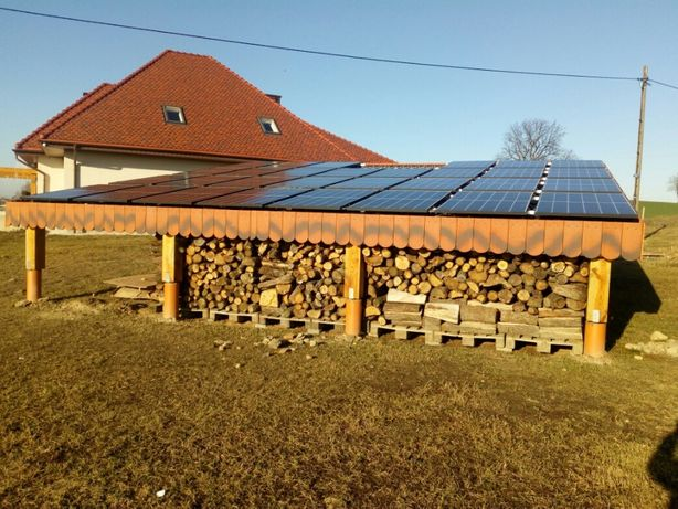 Fotowoltaika Panele słoneczne Montaż Instalacja fotowoltaiczna