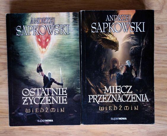 Miecz Przeznaczenia, Ostatnie życzenie - Andrzej Sapkowski (Wiedźmin)