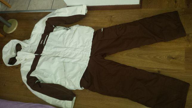 Komplet Spodnie i Kurtka Narciarska Wed'ze XL
