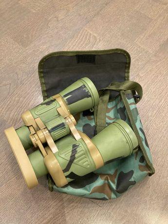 Бинокль для охоты и рыбалки с чехлом-сумкой