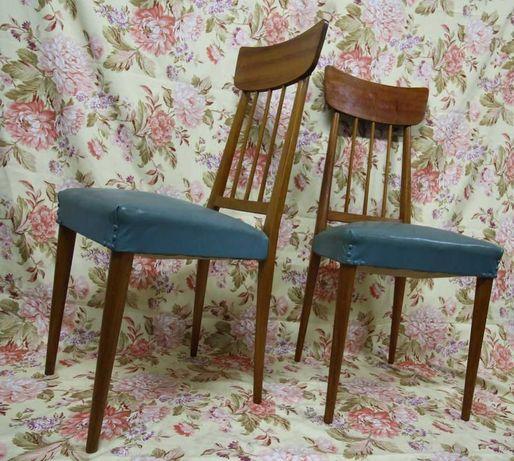 Seis Cadeiras Vintage, anos 50