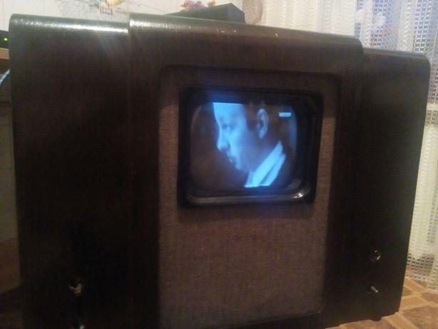 Телевизор квн-49 ламповий ссср