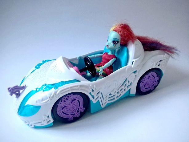 EQUESTRIA GIRLS auto samochód Ponny + Rainow