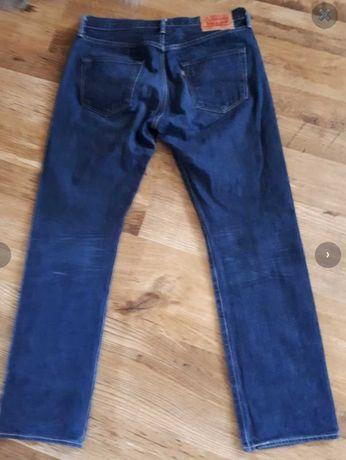 Spodnie męskie levis