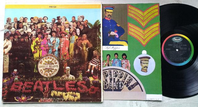 Beatles - Sgt Pepper Lonely Heart Club Band