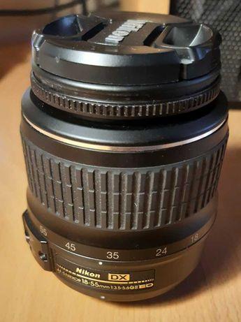 Obiektyw Nikon AF-S DX 18-55mm f/3.5-5.6G ED