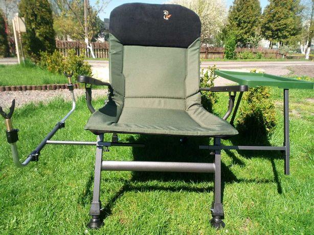 Кресло карповое M-Elektrostatyk Carp FK5 st/p НОВИНКА 2021!!!