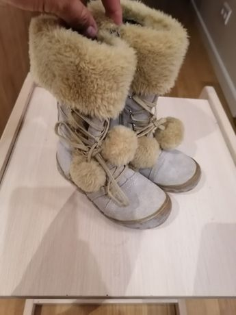 Buty kozaczki Reserved 28
