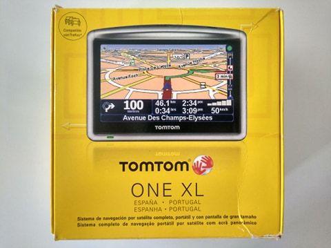 Tomtom ONE XL em caixa original