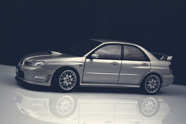 1 18 AUTOart 78671 Subaru Impreza S204 - Silver