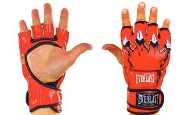 Перчатки для ММА Everlast, Рукапашного боя, Смешанных единоборств