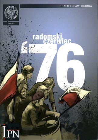 Radomski czerwiec '76 KOMIKS IPN Świat Patrioty Bielsko-Biała dworzec