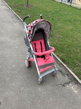 Прогулочная коляска трость Babyhit Rainbow