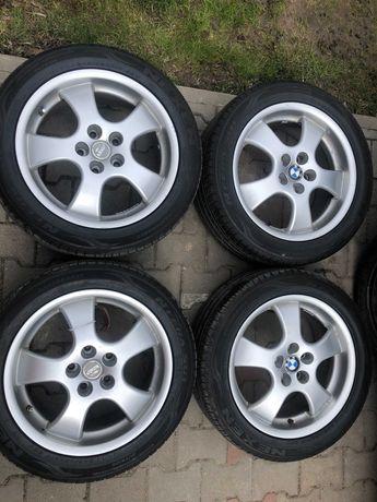 Koła Alufelgi BMW Viper by Rial 17 cali 7.5j 5x120 E36 E46 E90 E39 E34