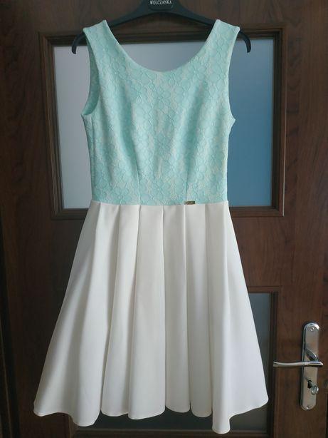 Sukienka wizytowa 38 M