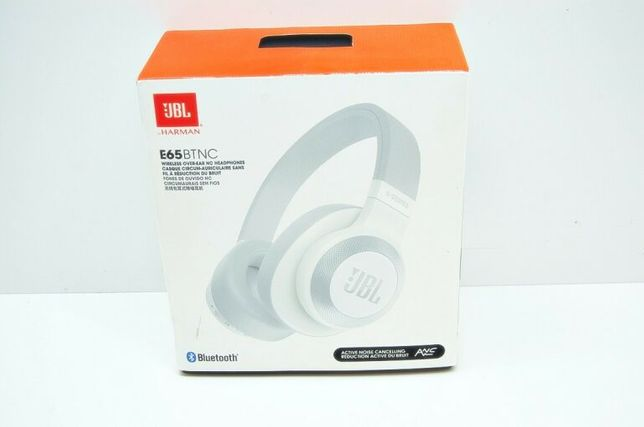 słuchawki bluetooth JBL e65btnc gwarancja