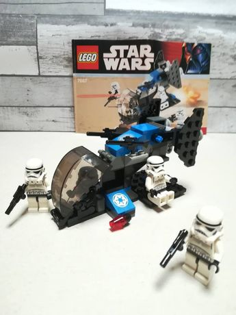 LEGO Star Wars 7667 Imperial Dropship