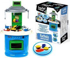 Niebieska kuchnia 100 cm - dla chłopca lub dziewczynki NOWA!