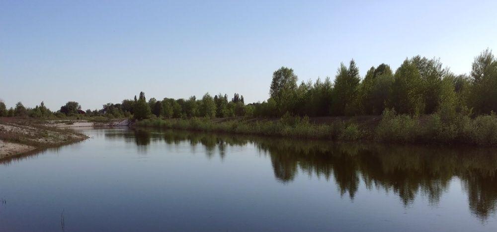 Продажа земли, участков со своим озером на р. Десне. с. Новоселки Новоселки - изображение 1