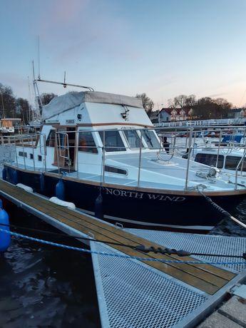 Łódź łódka jacht kabinowy 10m 3 pokłady