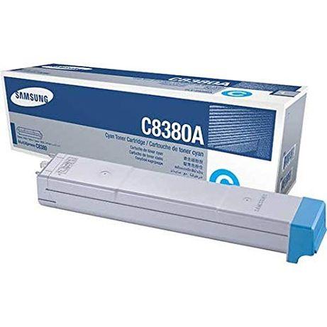 Toner Samsung CLX C8380A Cian