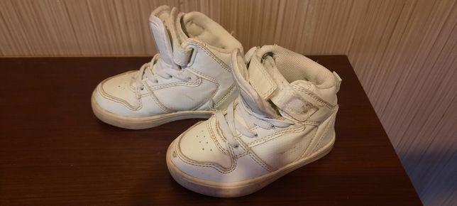 Кроссовки ботинки хайтопы