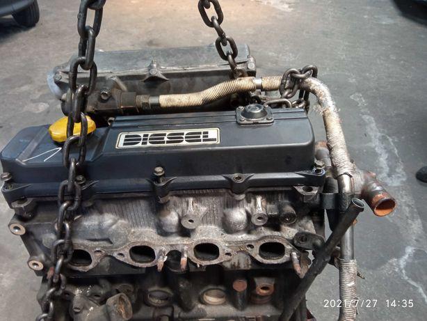Opel corsa 1.7d  Motor Isuzu - Peças