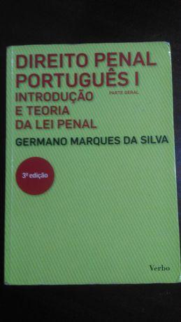 Direito Penal Português - Germano Marques da Silva
