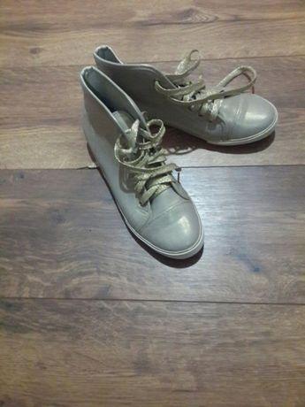 Кеди ботинки