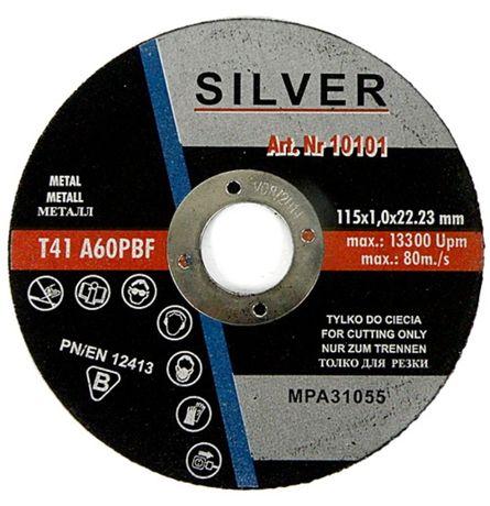 Tarcze do cięcia Silver