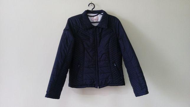 Стёганная фирменная женская куртка весна-осень Fishbone, l